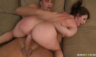 Delicious gal RayVeness yearns to be fucked so hard