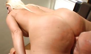 Aphrodisiac mature Devon Lee screams with passion while being fingered and drilled