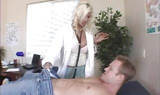 Stupefying blonde Puma Swede in shoes is sucking her playmate's fuck stick with pleasure