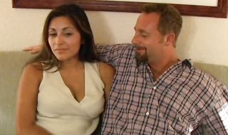 Mischievous mature latina Catalina likes to suck a phallus more than anything else