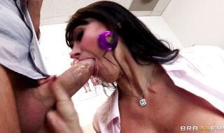 Sultry Eva Karera is horny and ready for some screwing