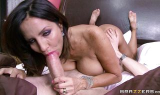 Kinky mature latin brunette diva Tara Holiday are always ready for some extremely intense ramming