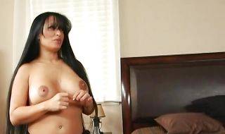 Shameless latina Mason Storm ditch classes to be fucked here