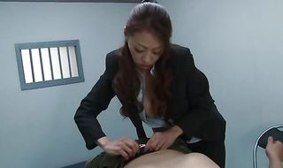 Wicked busty mature Sanae Asou is fucking a rich lover hoping to get some cash in the end