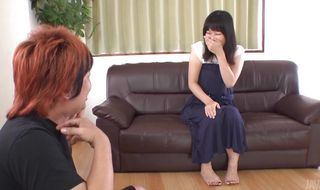 Raunchy floozy Yumi Tanaka is eager to be fucked hard and wild