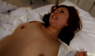 Gorgeous mature Yui Tatsumi loves to be banged rough and hard