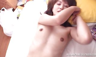 Wicked mature beauty with perfect body reaches a massive orgasm