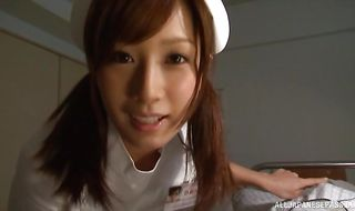 Topnotch mature bombshell Minami Kojima gets her tasty juice love tube ready
